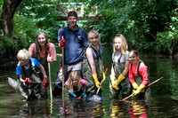London Rivers Week at Ladywell Fields