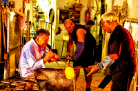 Venetian glassworkers